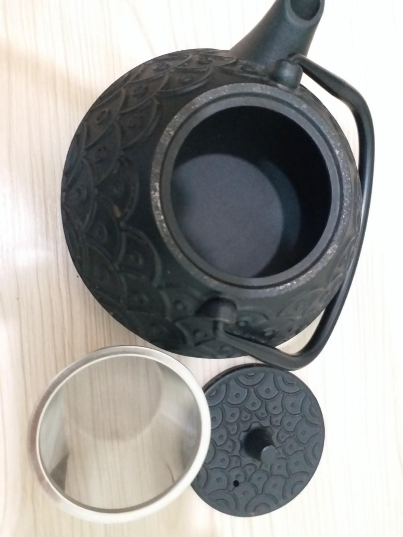 仿古鐵水壺