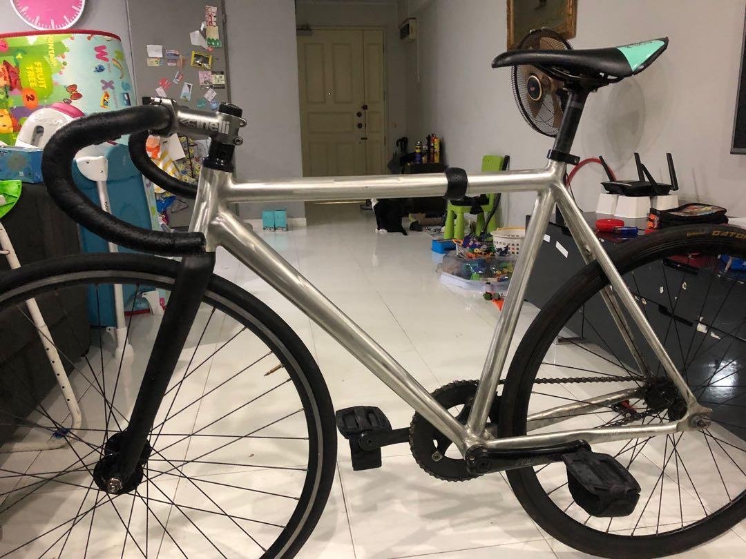 Airwalk elite hplusson wheelset fullbike 400$