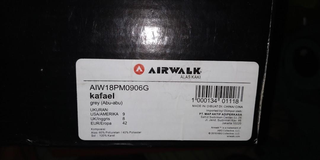Airwalk Kafel Grey (ORIGINAL)