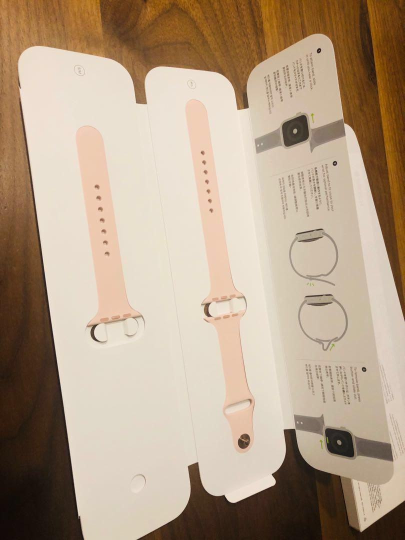 Apple watch strap - 44mm Pink