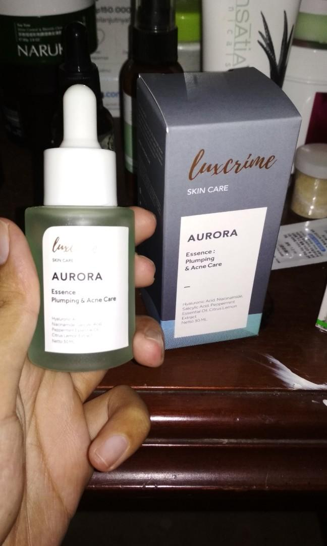 Aurora Essence Oil by Luxcrime