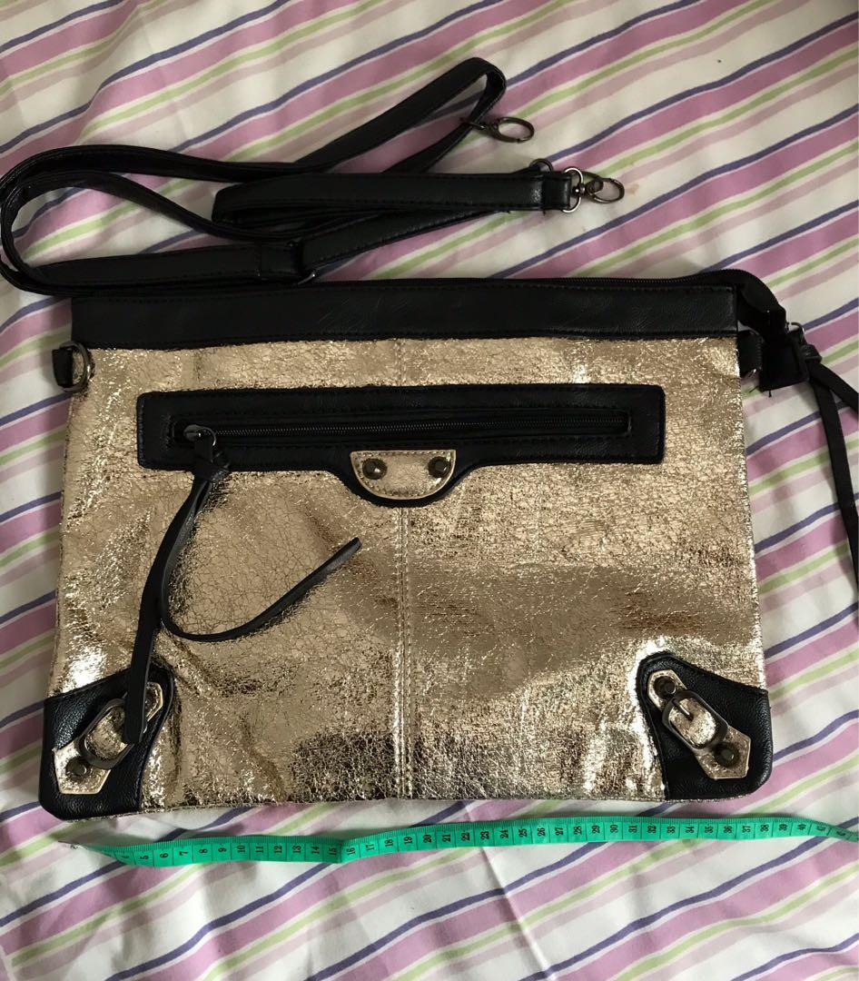 Bag Gold #BAPAU
