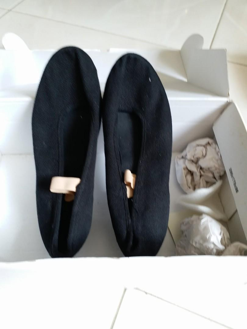 ballet character dance shoes small size 7m