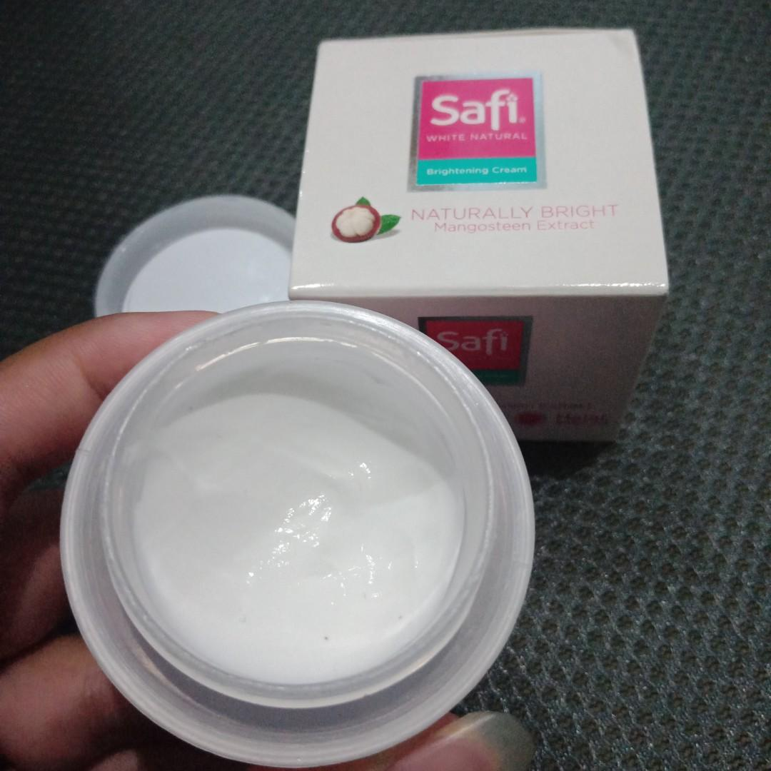 #BAPAU Jual Safi Natural Bright Cream