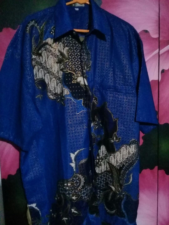 #BAPAU (kemeja batik pria)