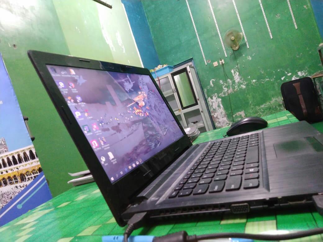 #Bapau Laptop