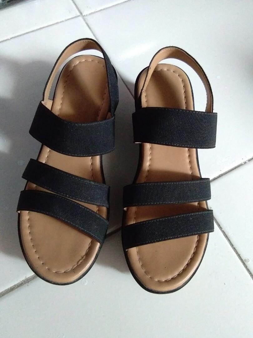 #BAPAU Sepatu Heels Nevada