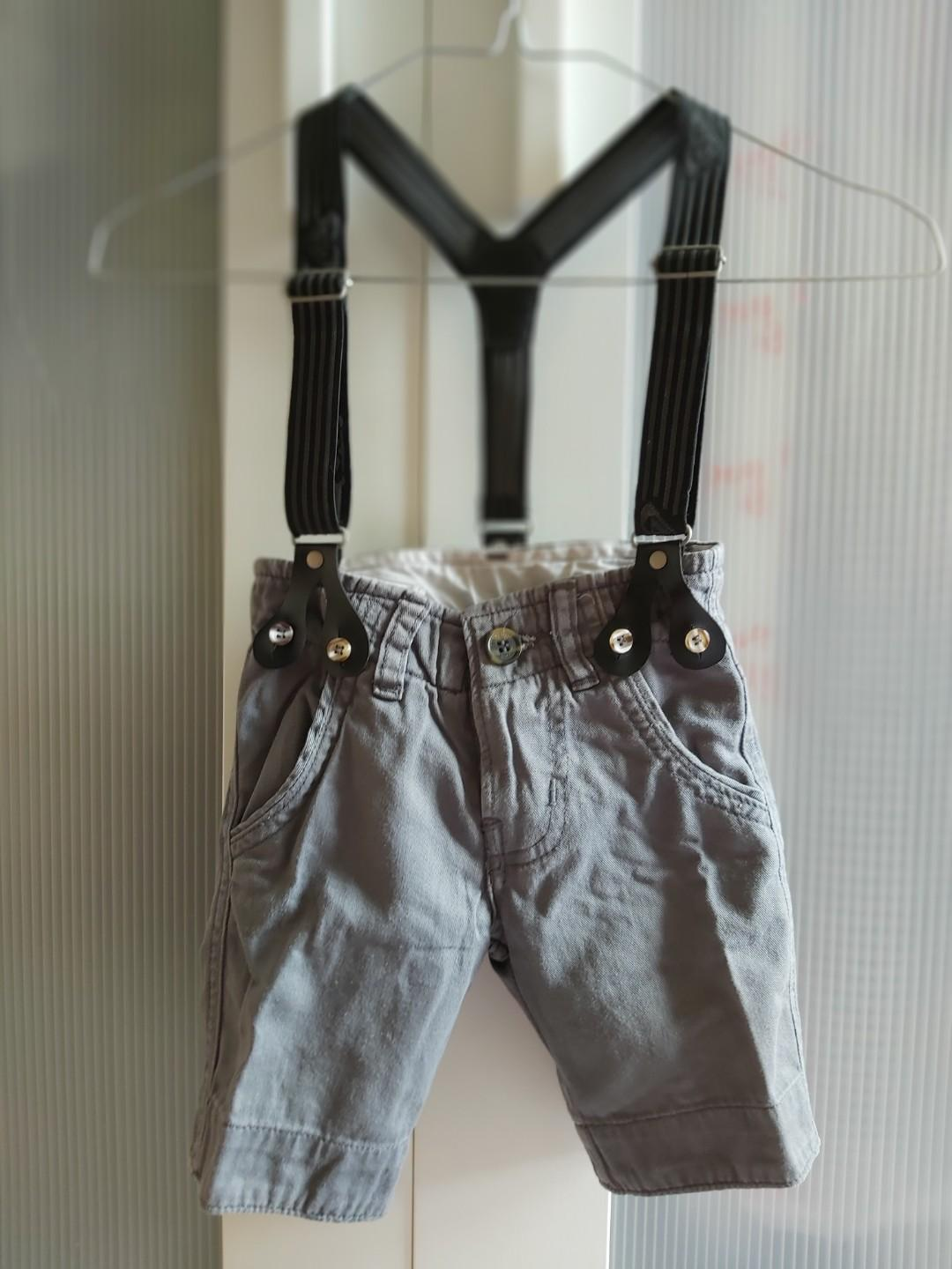 #BAPAU short pants