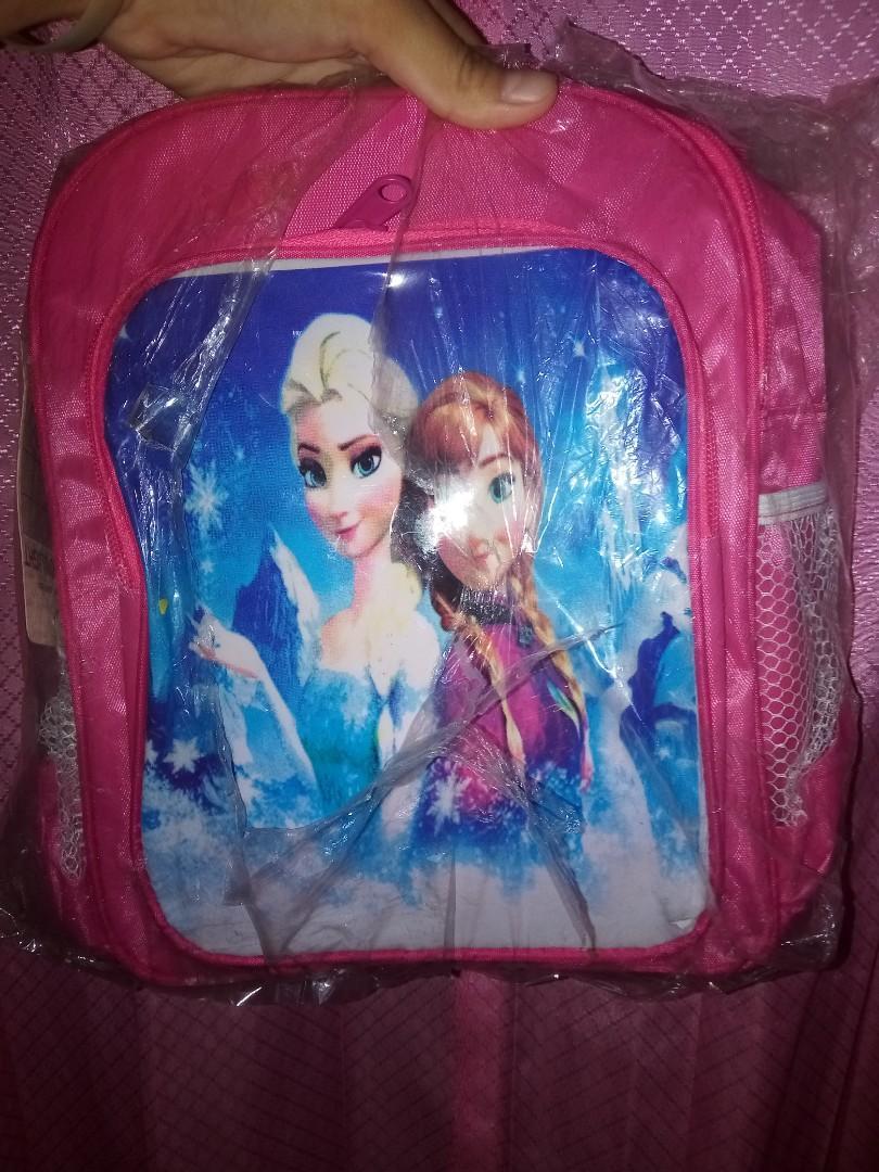 #BAPAU Tas Anak Frozen