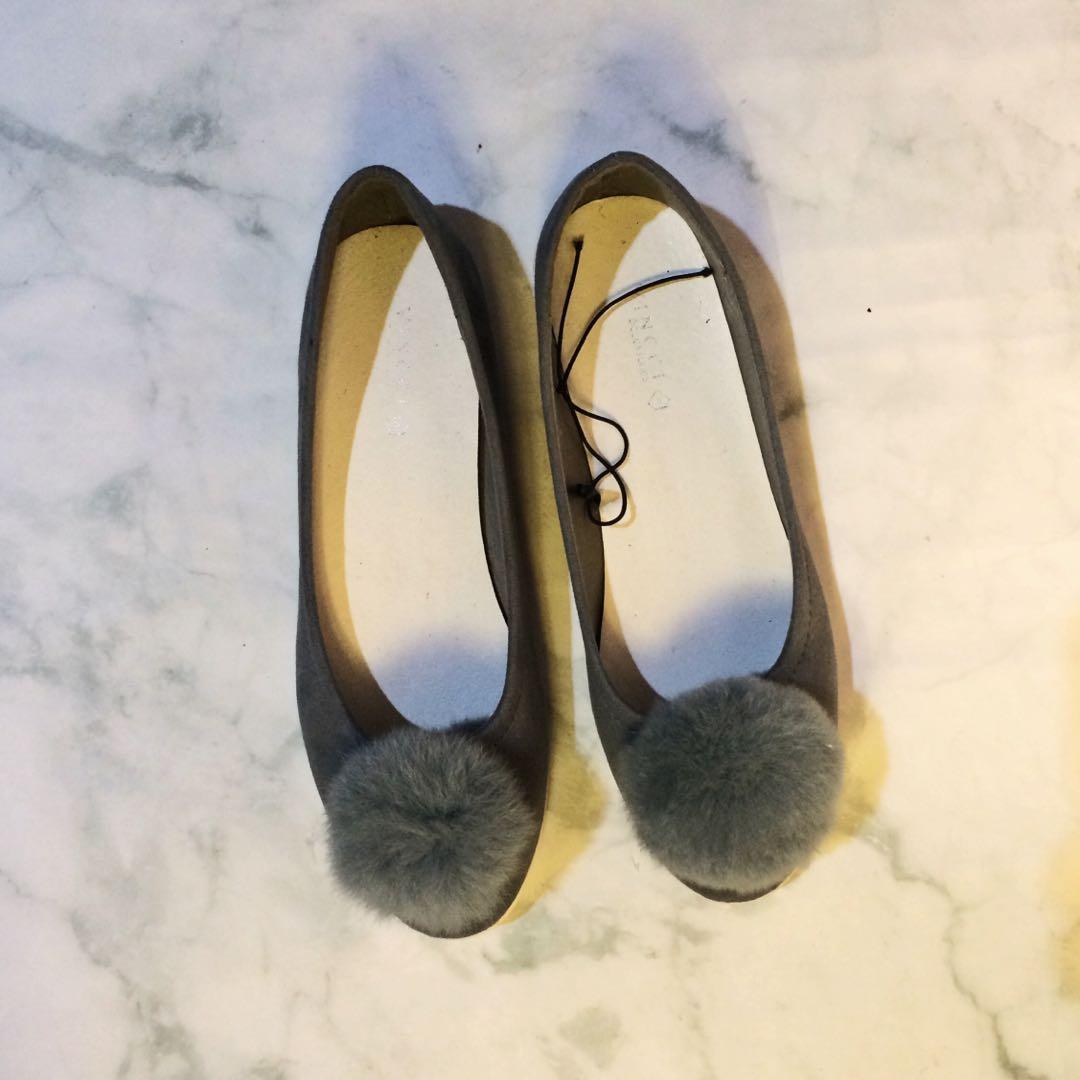 #BAPAU Vincci Flat Shoes Blue