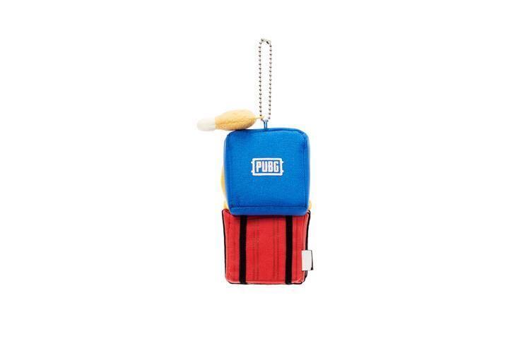 BattleGrounds Plush Keychain