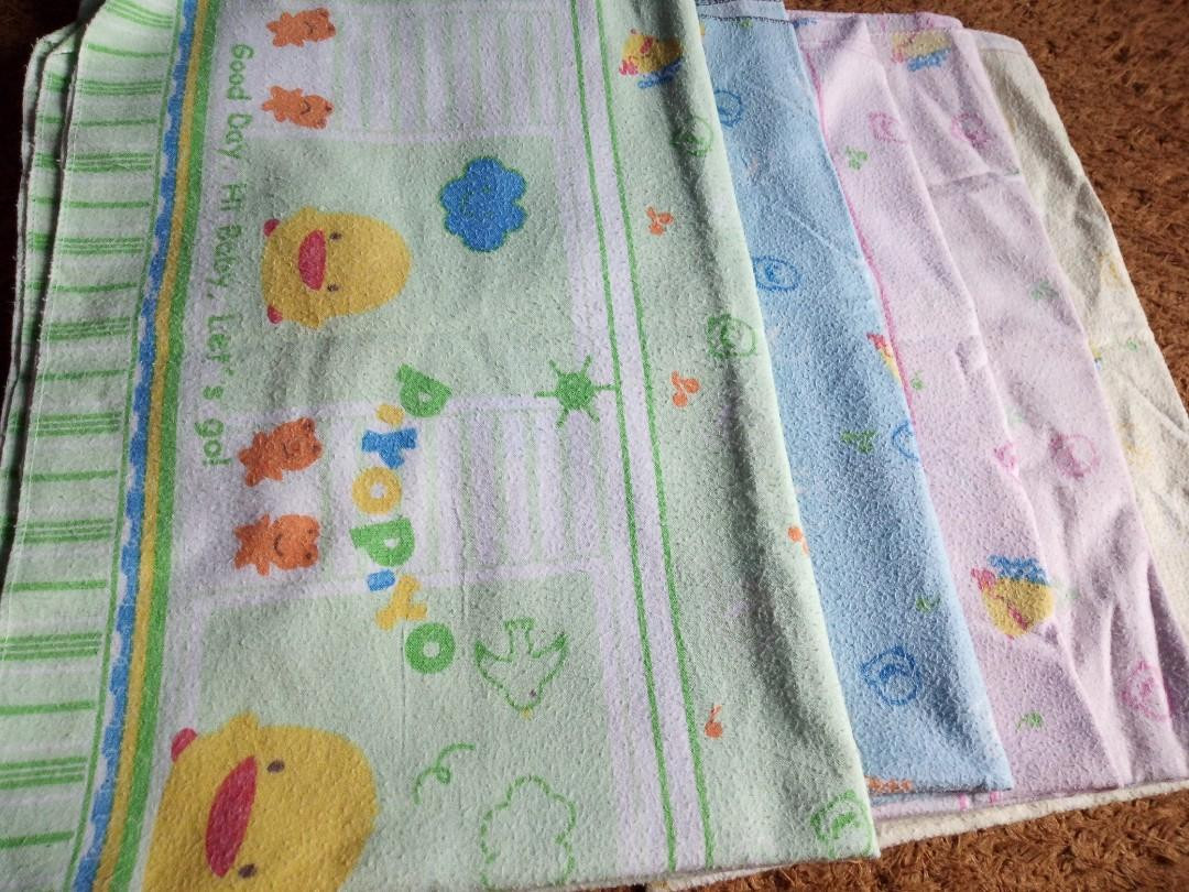 Bedongan Bayi 6pc 50rb