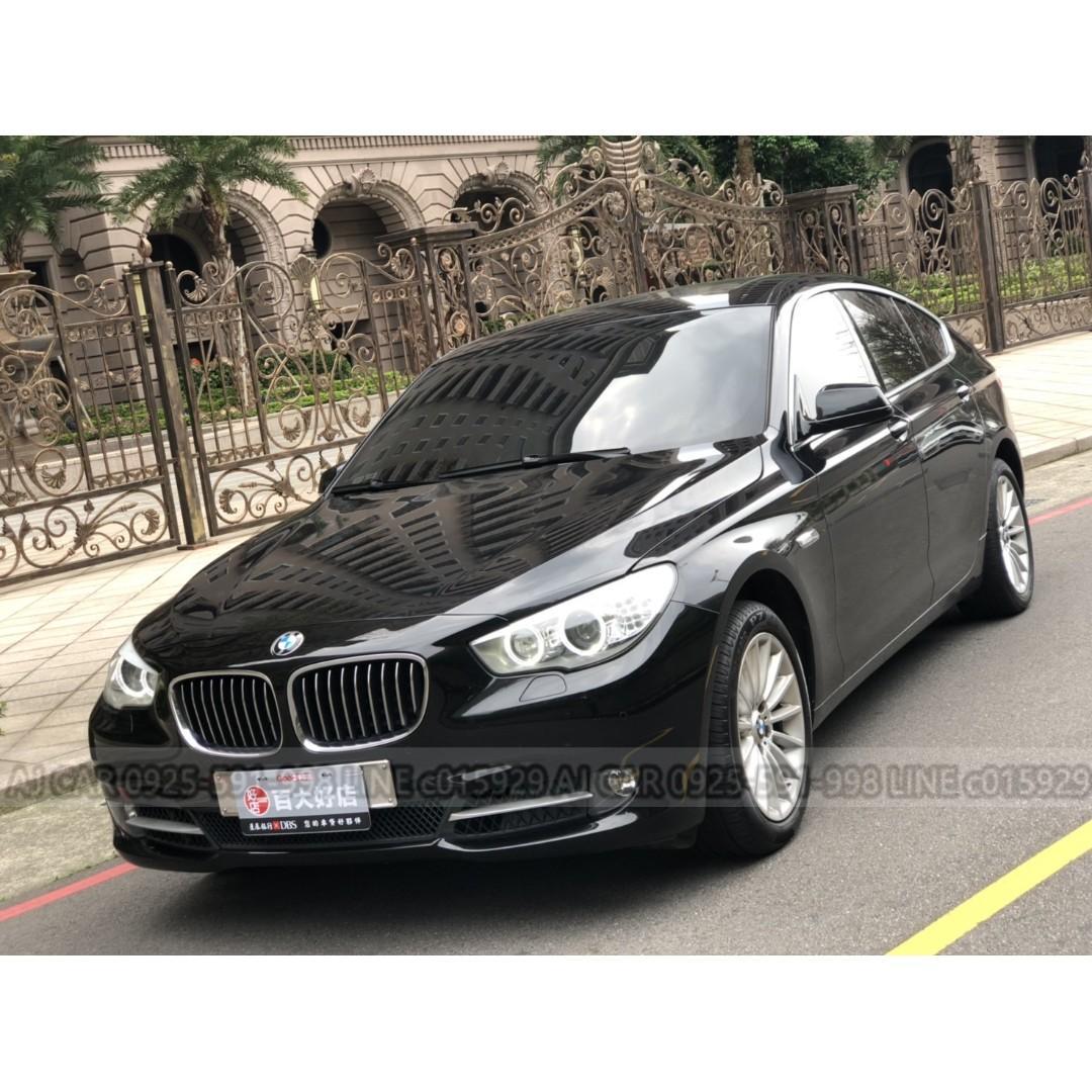 BMW 535GT 一輛嘟嘟好的休旅車 里程又漂亮