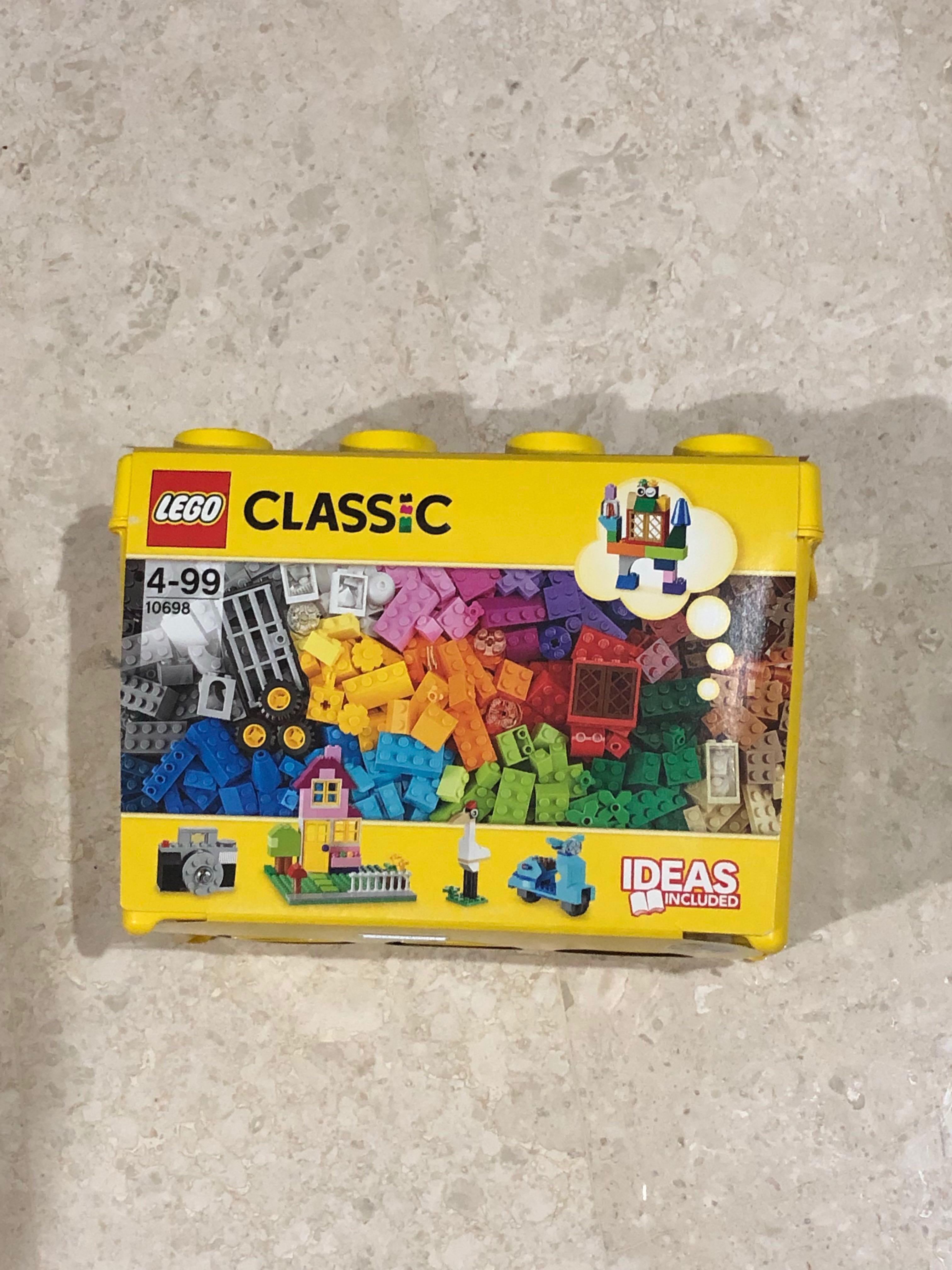 BNIB Lego Classic 10698, Toys & Games, Bricks & Figurines on
