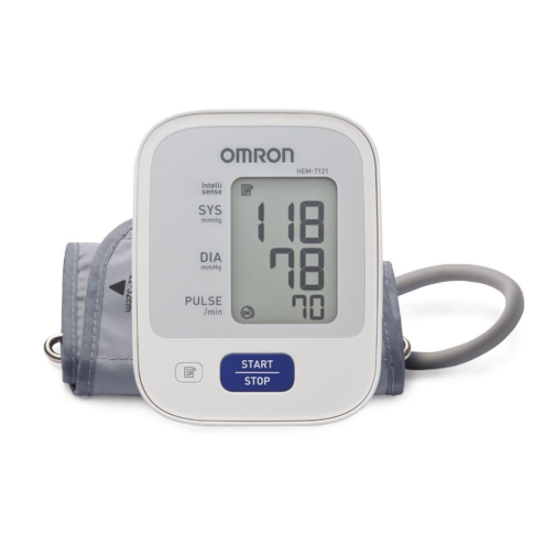 Brand new OMRON Automatic Blood Pressure Monitor HEM-7121 血压计