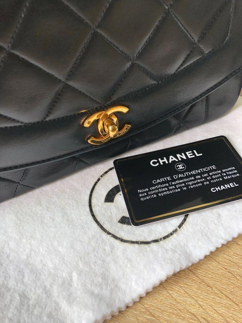 Chanel Diana Bag