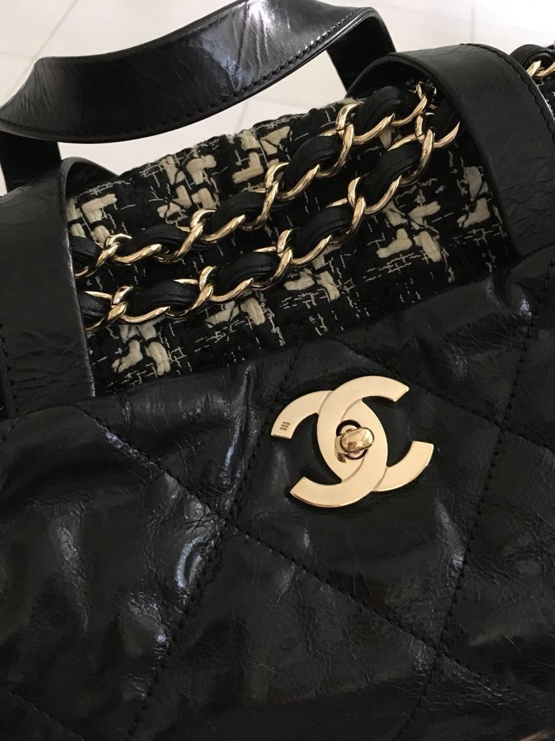 44f7c4eeb1ca Chanel Portobello 3 way tote bag, Luxury, Bags & Wallets, Handbags ...