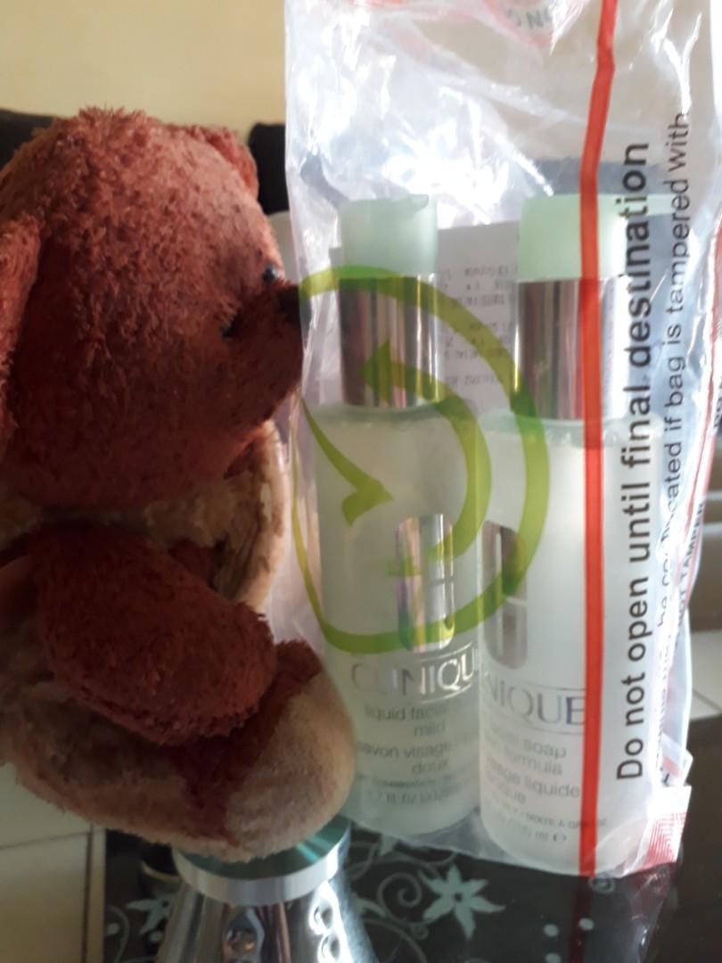 Clinique liquid facial oily skin formula