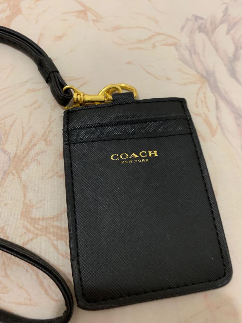 Coach Lanyard (KW)