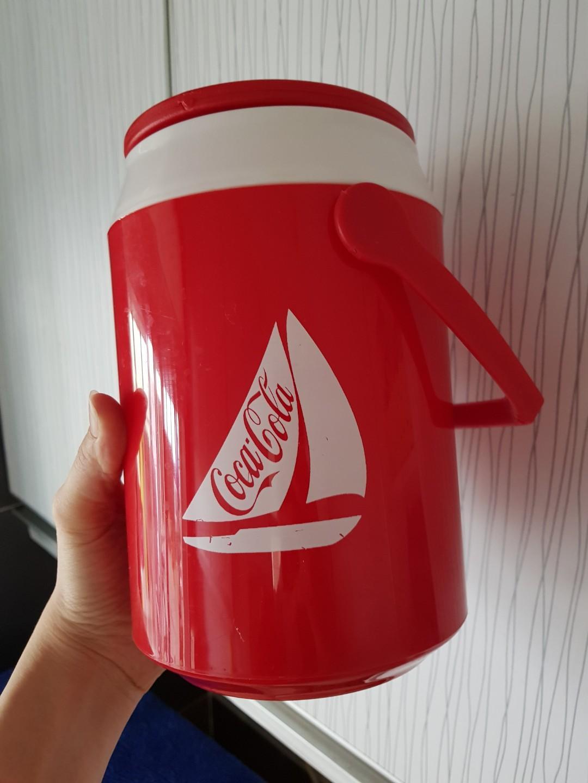Coca Cola Ice/ Cold Drink Container