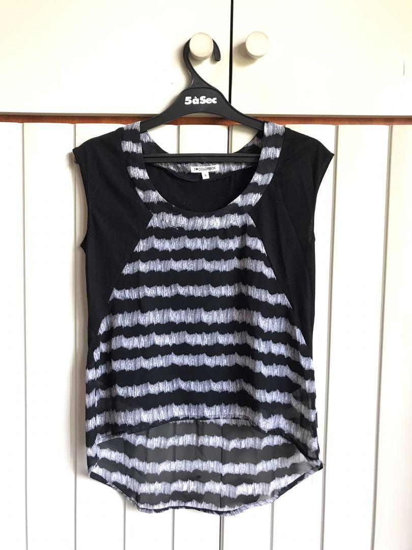 Colorbox BW top
