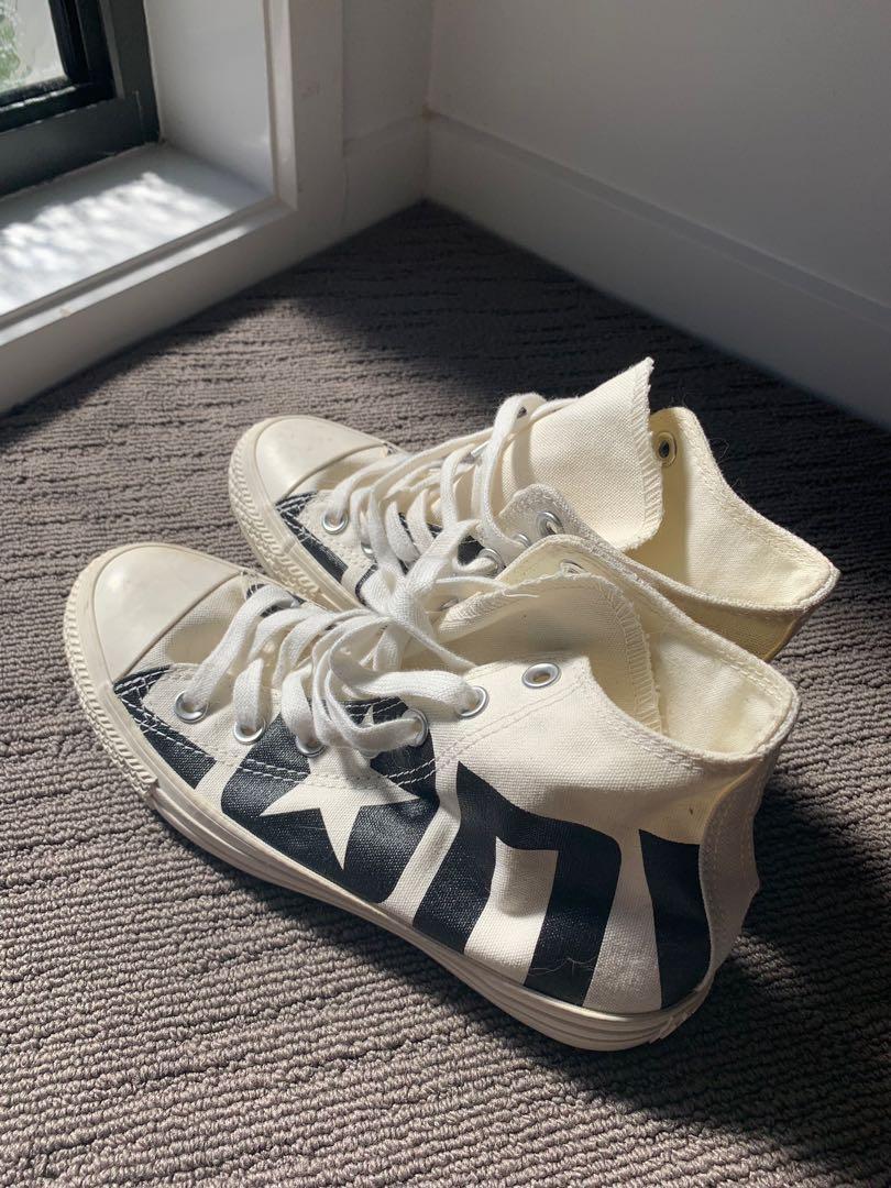 Converse high tops (sample sale)