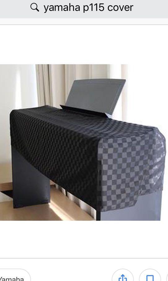 Cover for Yamaha p115 digital piano