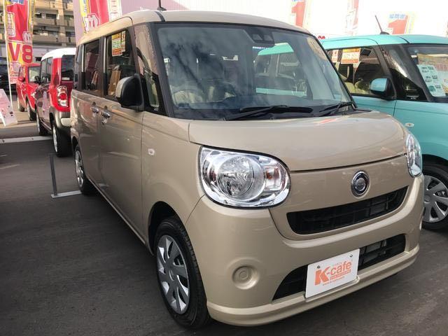 DAIHATSU MOVE CANBUS 2018