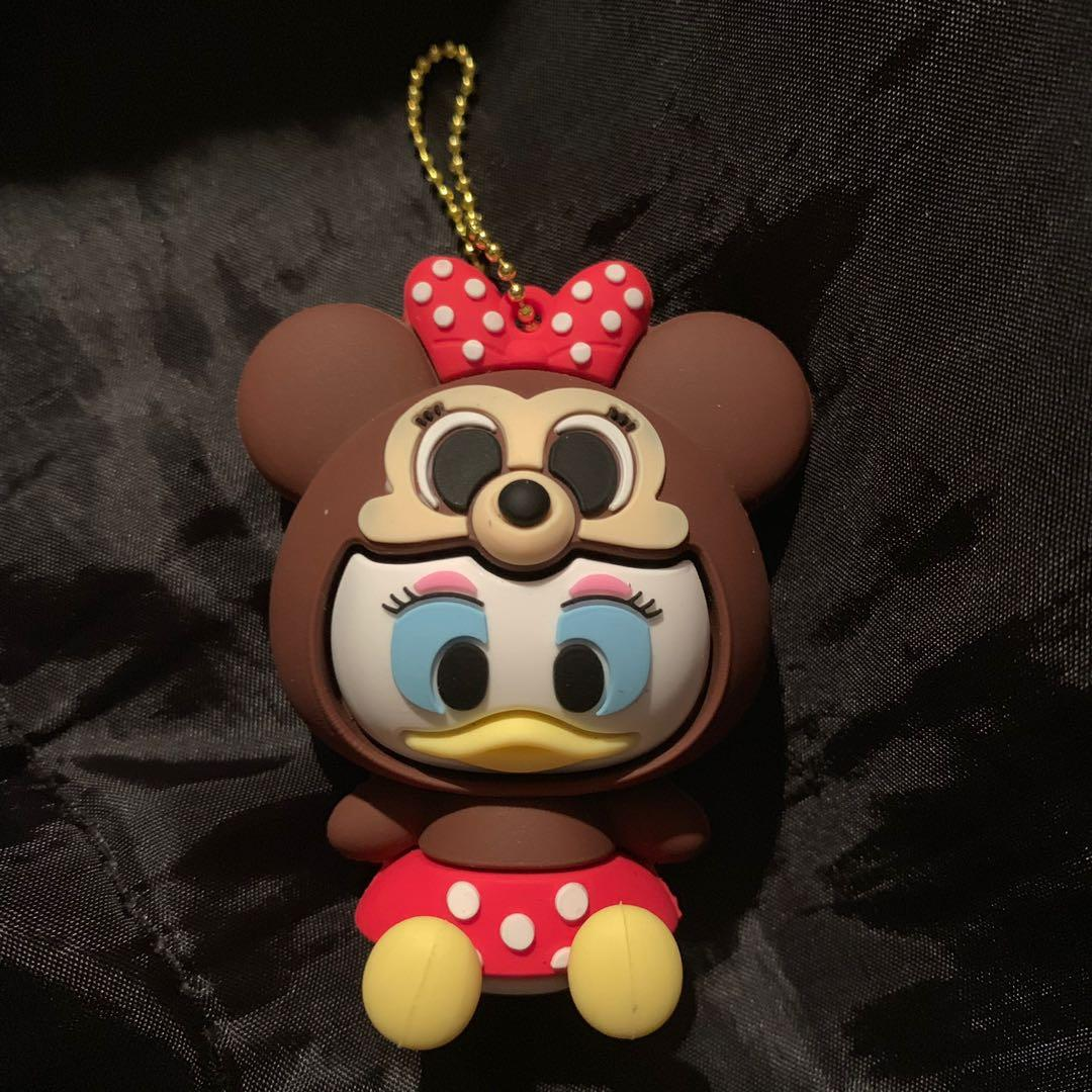 Daisy Duck Minnie Mouse Strap