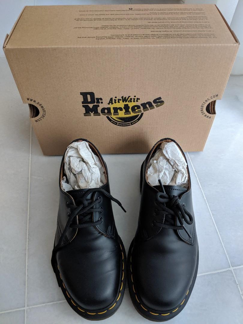 Dr Martens Boots - 1461 Black
