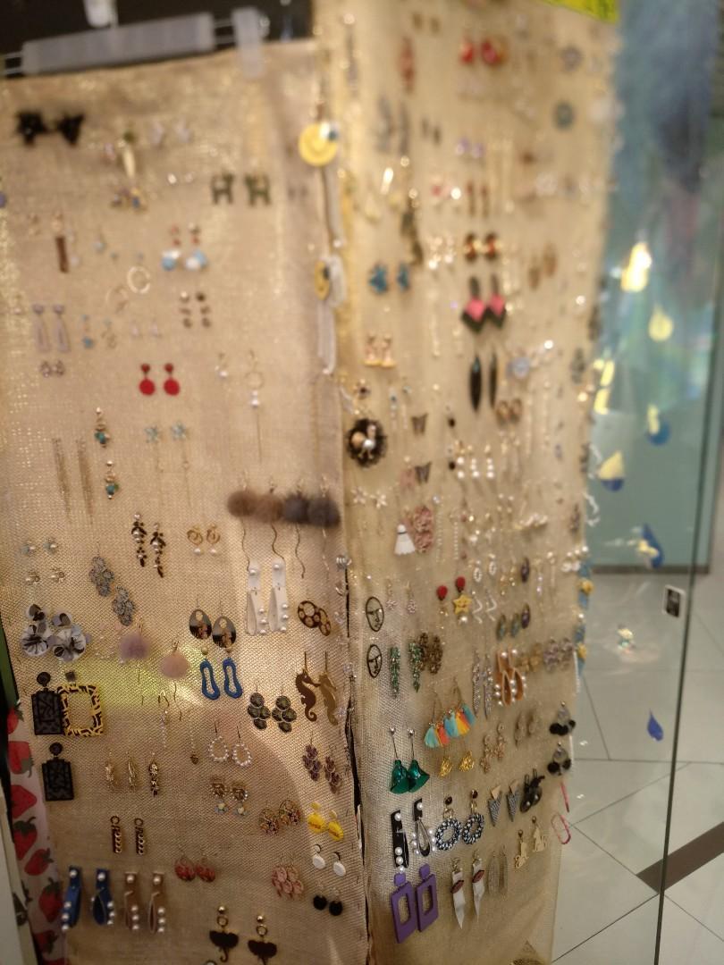 Earrings 100@1/150/2