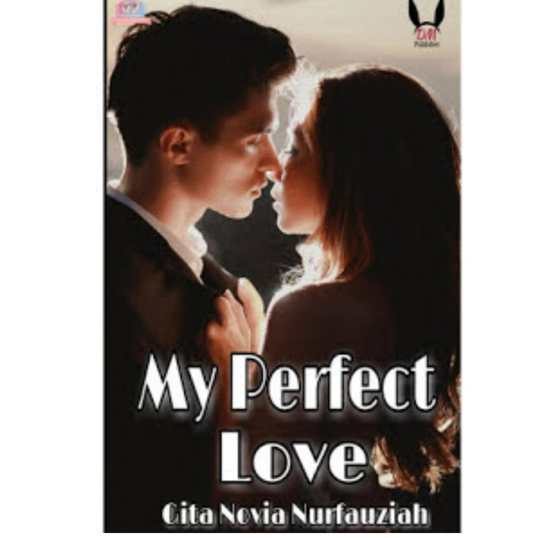 Ebook My Perfect Love - Gita Novia Nurfauziah