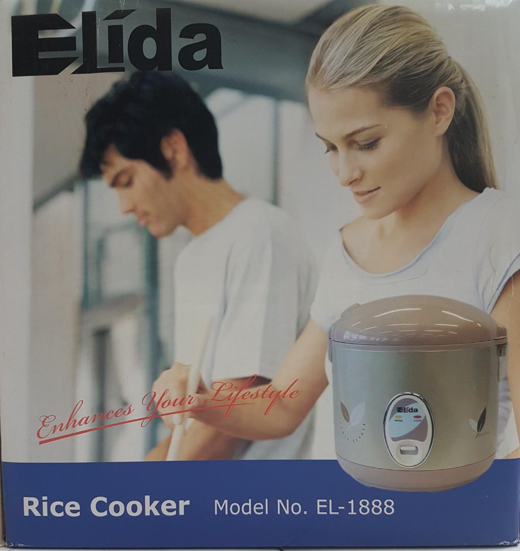 Elida Automatic Rice Cooker