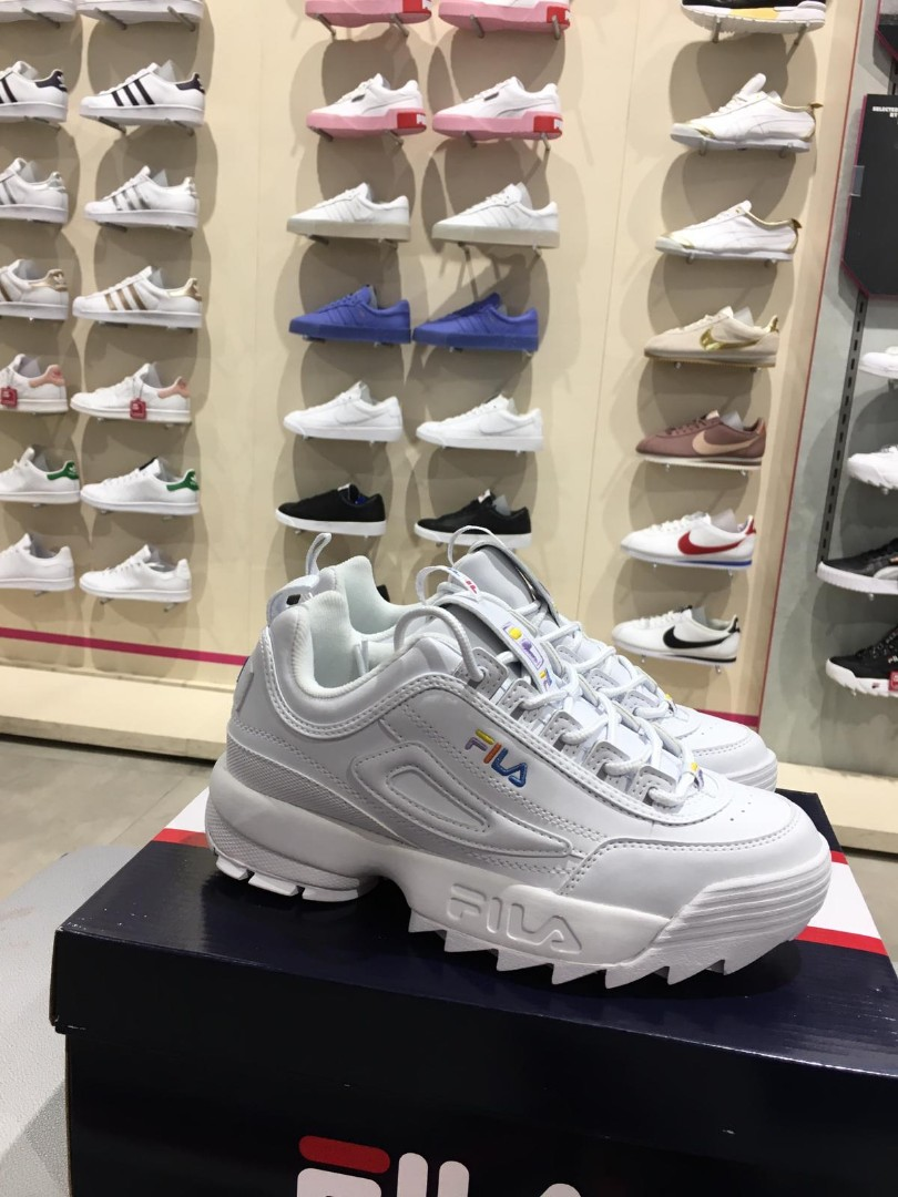 [EXCLUSIVE!!!] Fila Disruptor 2 Low Aw Lab Edition