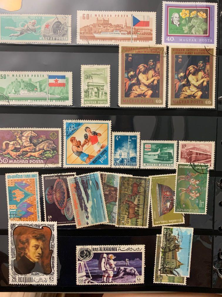 Exotic Stamps