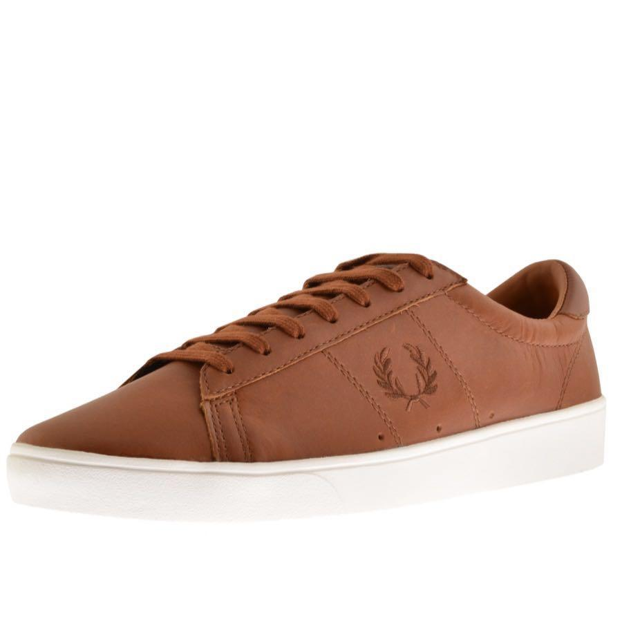 best wholesaler differently official photos Fred Perry Brown Shoes, Men's Fashion, Footwear on Carousell