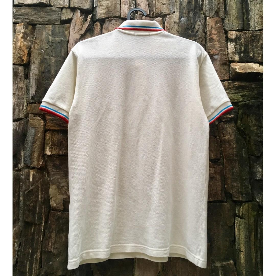 Fred Perry Twin Tipped Polo Shirt | Size M