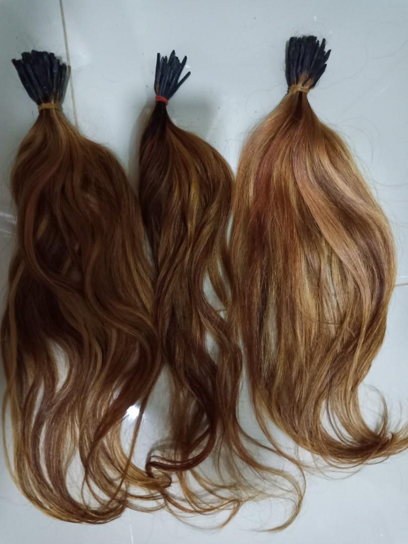 Hair Extention Super Tebal