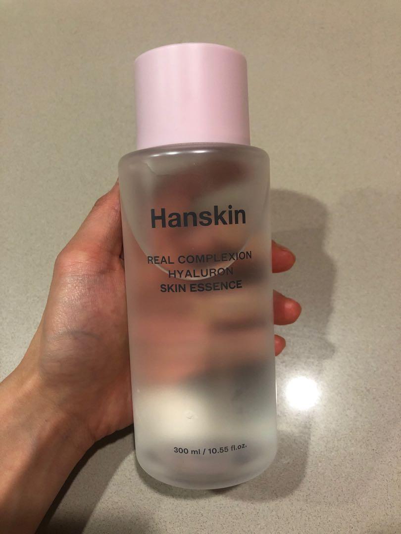 Hanskin Real Complexion Hyaluron Skin Essence Korean Skincare