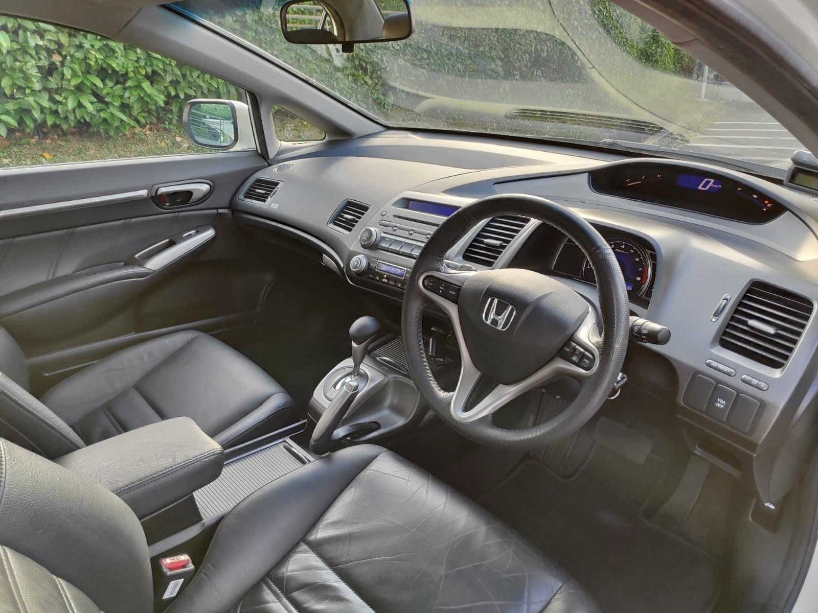 Honda Civic 2.0 Auto