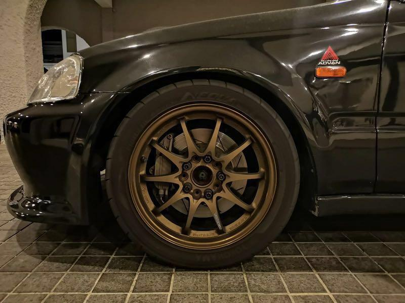 Honda Civic Type R JDM Manual