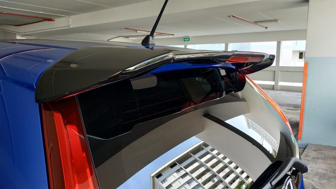 Honda Jazz/Fit RS Spoiler