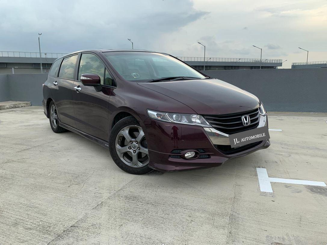 Honda Odyssey 2.4 7 Seater SUNROOF CHEAP !