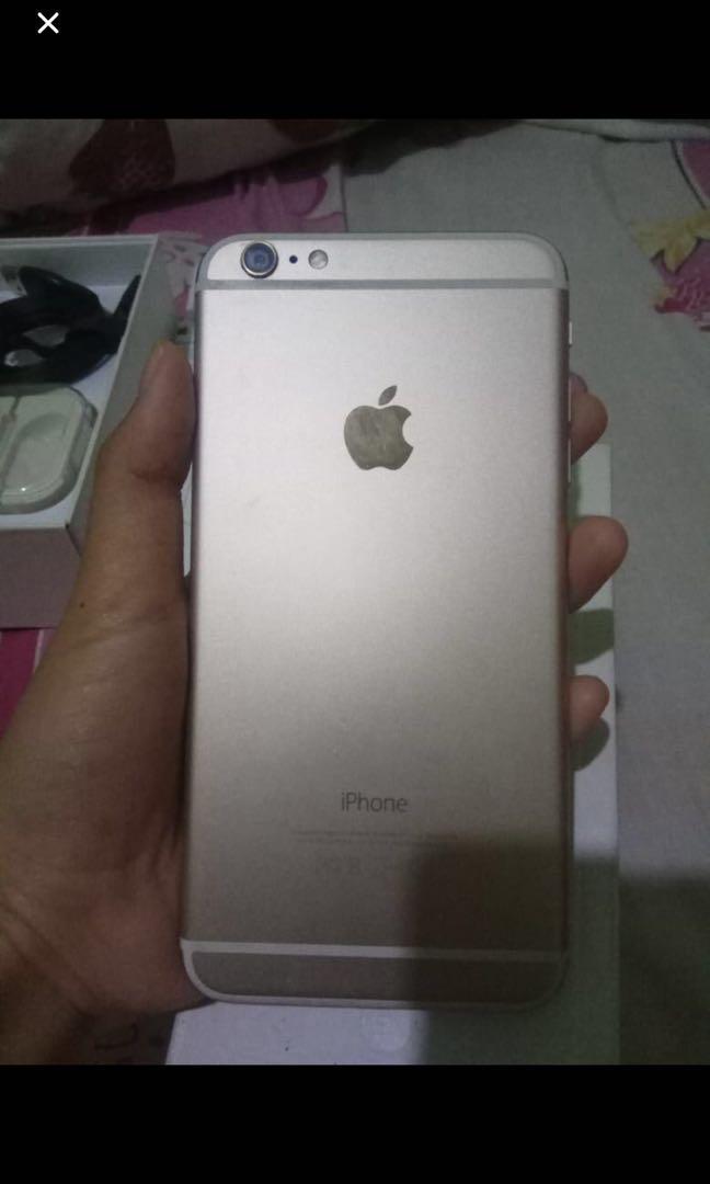 Iphone 6 + plus 64 Gb Gold ZP/A
