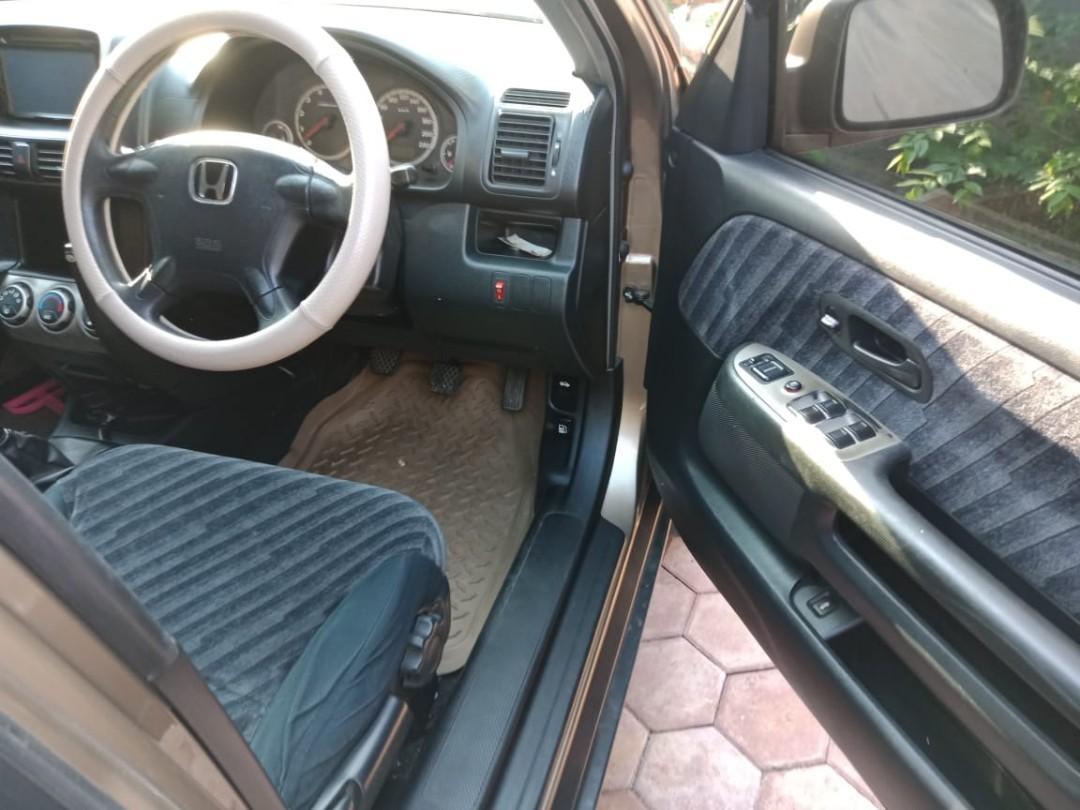 Jual cepat Mobil Honda CRV th 2003