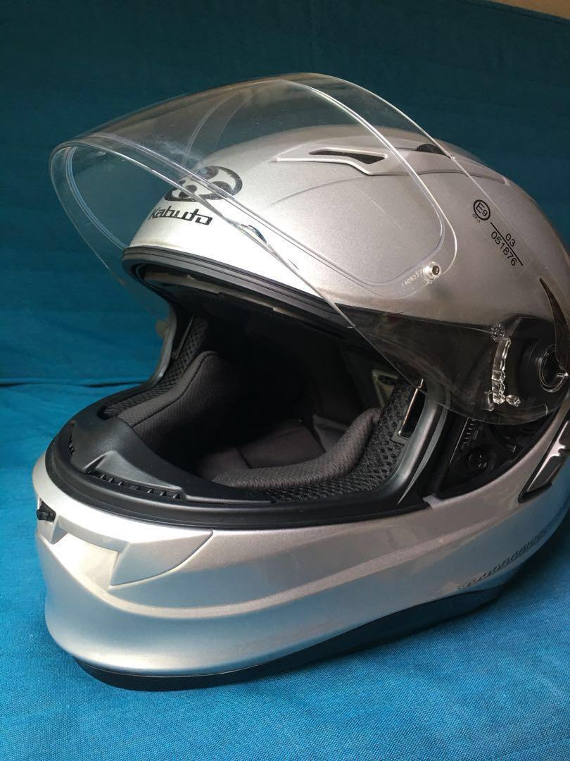 Kabuto Kamui Full Face helmet (M)