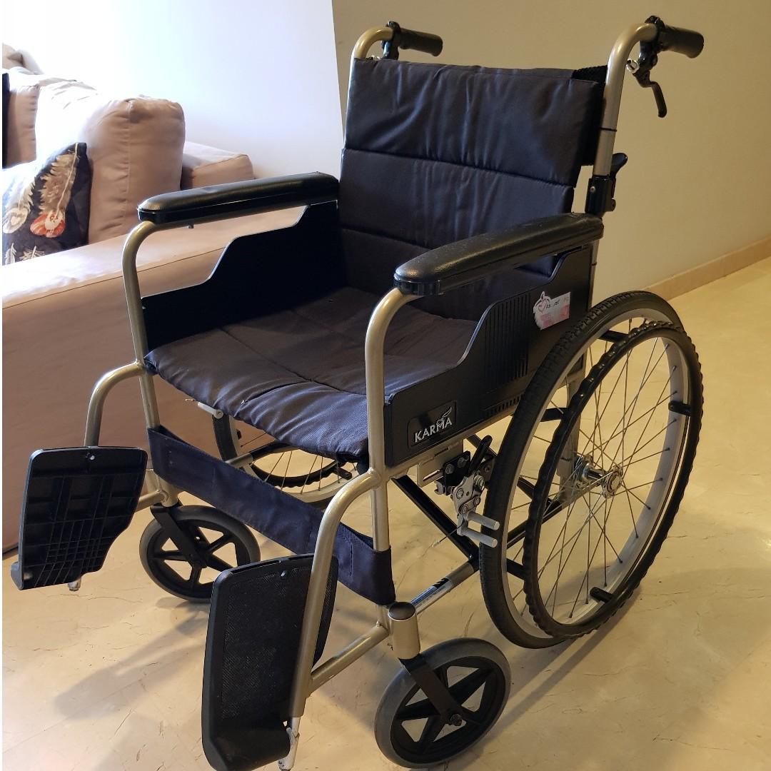 Karma Wheelchair (Good Condition)
