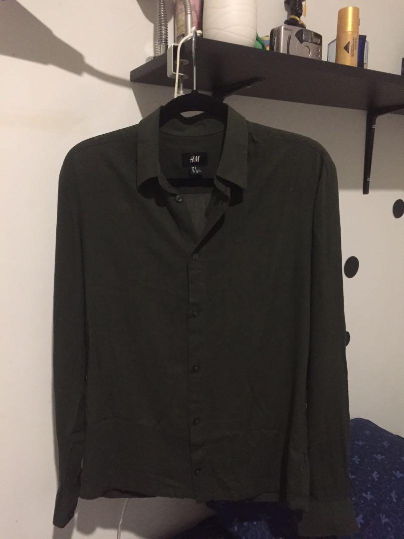 Kemeja / shirt H&M