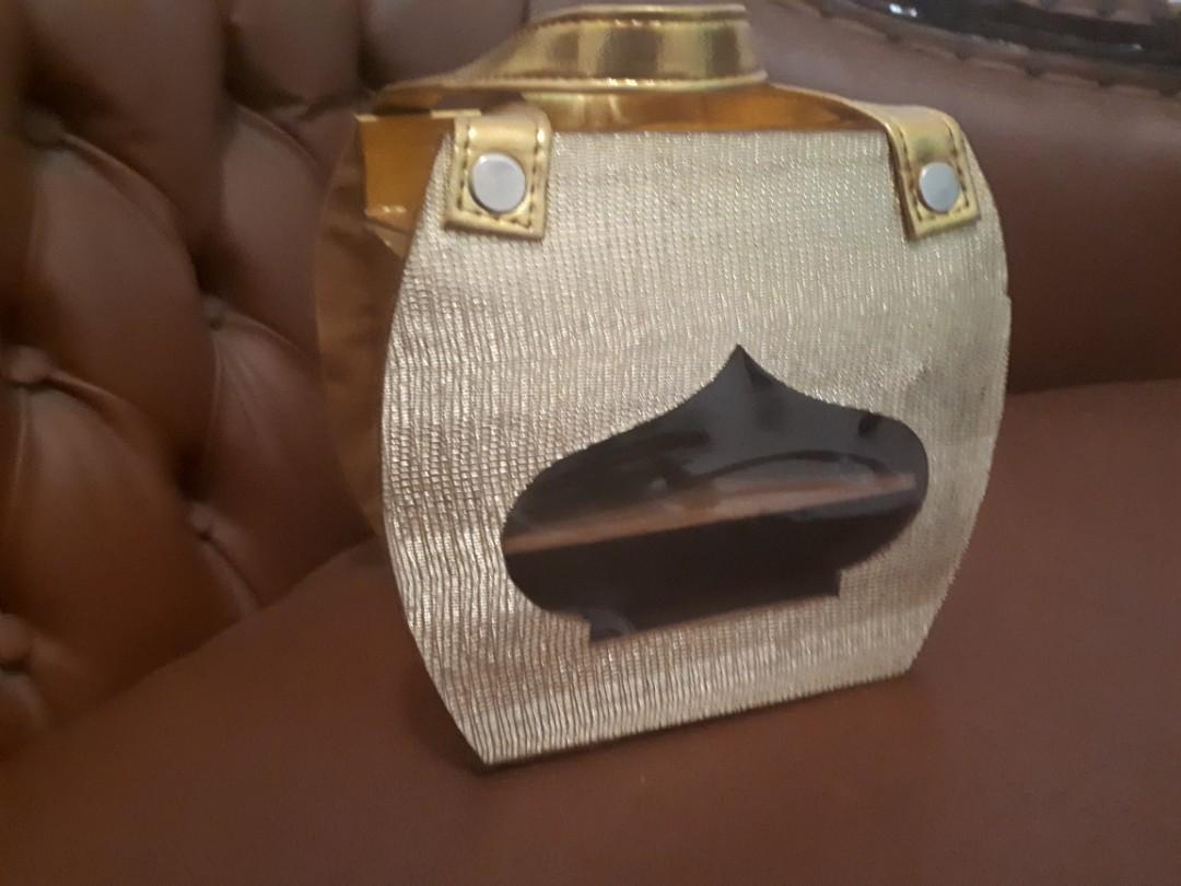 Kotak Parcel kue kering bentuk masjid parcel kue