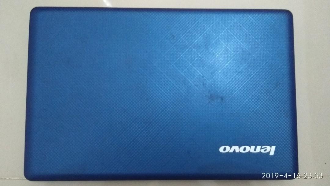 Lenovo S110 ram 2GB